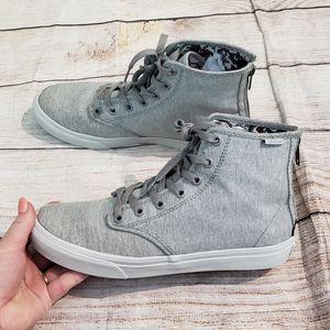 💜VANS Camden High Top Sneakers